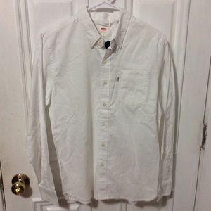 Men's Levis 1 Pocket Button Down Shirt